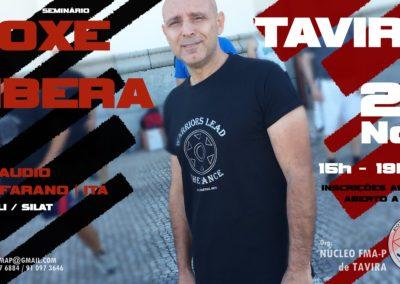 boxe libera tavira