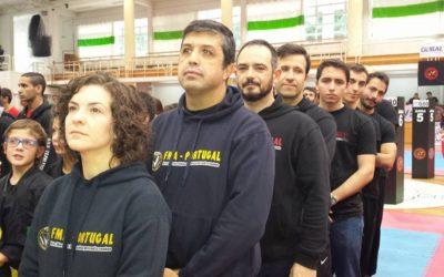 Campeonato nacional desportivo FLT