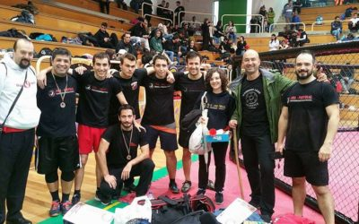 Campeonato FLT 2016 – FMA Weapons fight