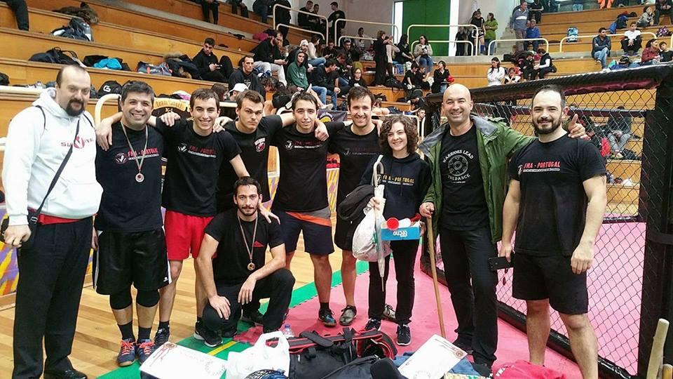 Campeonato FLT 2016 – FMA Weapons fight