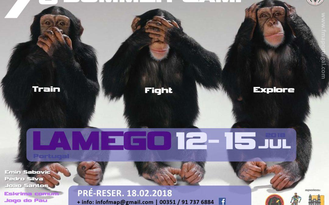7º SUMMER CAMP FMA-P – LAMEGO