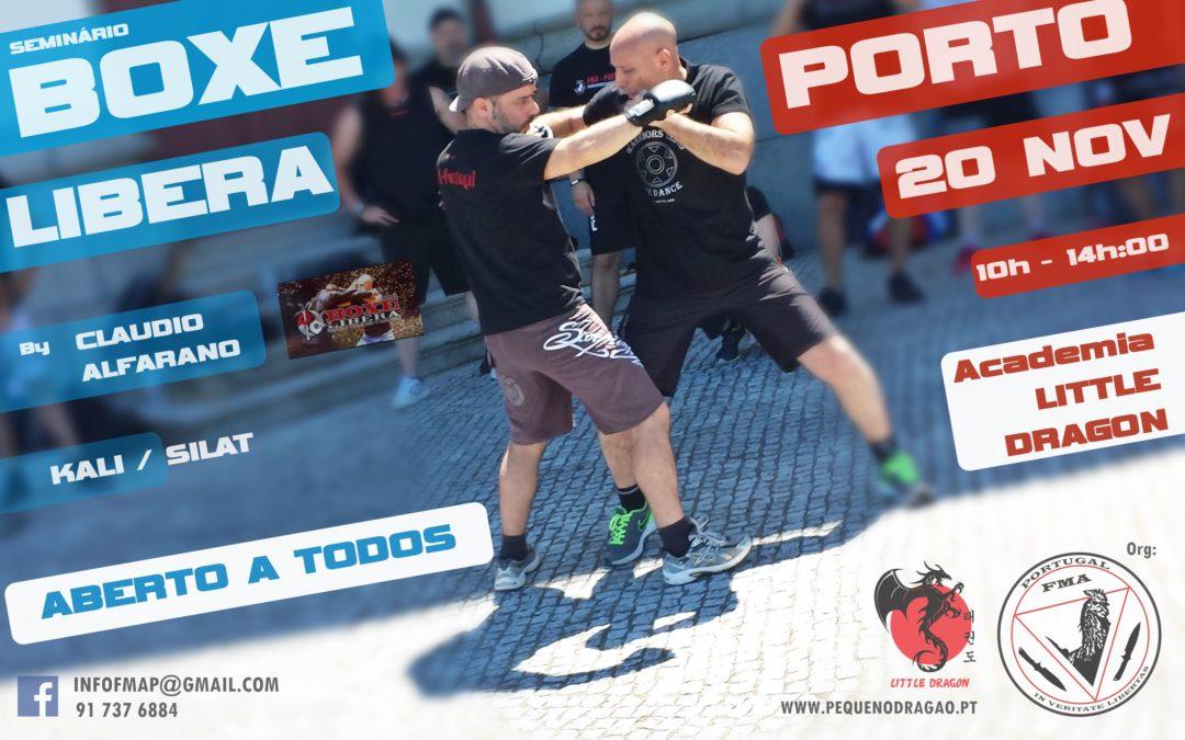 Seminário Boxe Libera – Porto