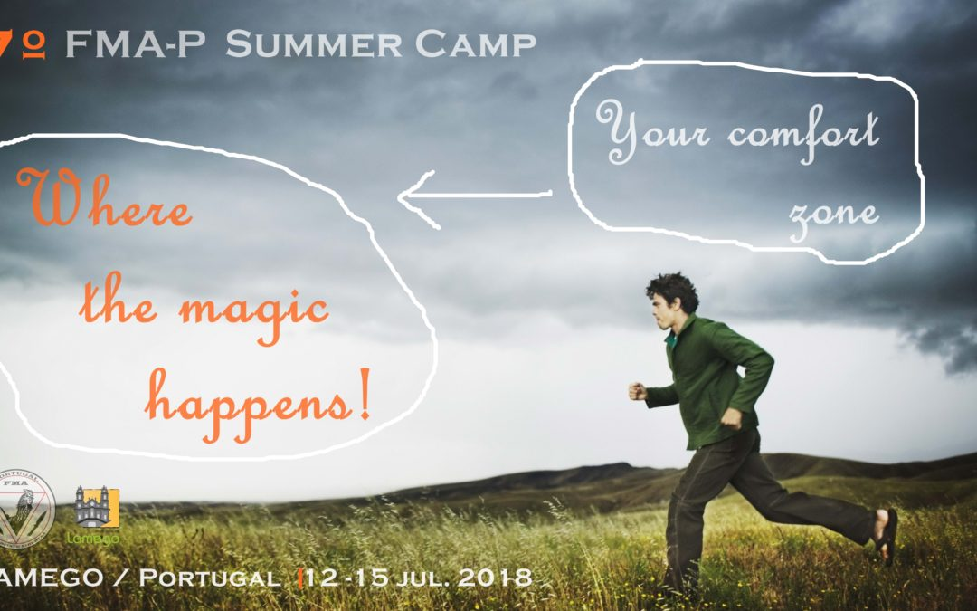 Balanço do Summer Camp 2018